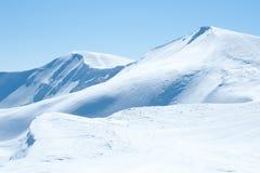 Mountain Range Stock Photography