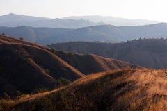 Mountain range Royalty Free Stock Image