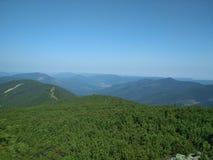 The mountain range of Arshitsa stock images