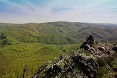 Mountain Range Royalty Free Stock Images
