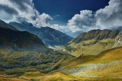 Mountain range landscape Royalty Free Stock Photography