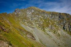 Mountain range landscape Stock Image