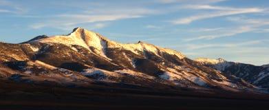 Mountain Range Surrounds Great Basin National Park Nevada Royalty Free Stock Image