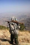Mountain ranger Royalty Free Stock Image