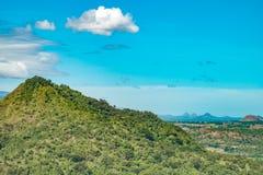 Mountain ranges Stock Photos