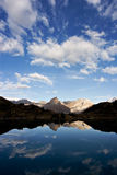Mountain Reflection Royalty Free Stock Photo
