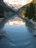 Mountain reflection Royalty Free Stock Photo