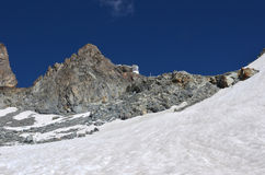 Mountain Refuge Stock Photo