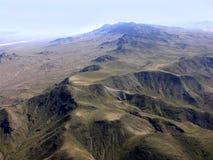 Mountain region of Nevada Royalty Free Stock Photography