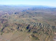 Mountain region of Nevada Royalty Free Stock Photo