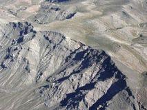 Mountain region of Nevada Royalty Free Stock Photos
