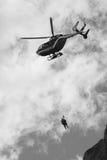 Mountain rescue Royalty Free Stock Photos
