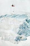 Mountain Rescue Action Royalty Free Stock Photos