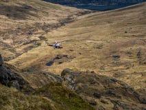 Mountain Rescue , The Cobbler, Scotland stock photos
