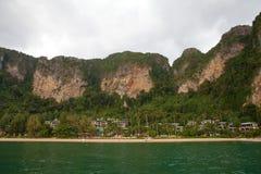 Mountain resort Royalty Free Stock Photo