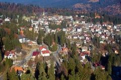 Mountain resort Stock Photography