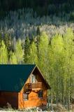 Mountain retreat Stock Image