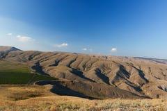 Mountain. Ridge Biyuk-Anychar, Koktebel, Crimea Royalty Free Stock Photography