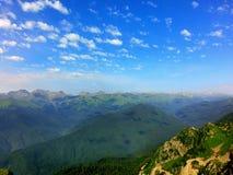 Mountain Ridge Stock Photography