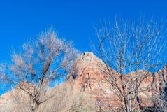 Mountain Ridge Royalty Free Stock Photography