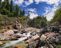 Mountain River Stock Images