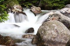 Mountain River Royalty Free Stock Photos