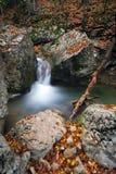 Mountain river in Crimea. Stock Photography