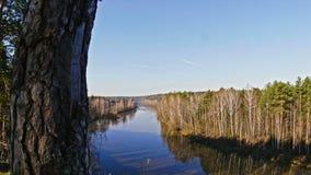 Mountain river landscape siberia, Ural, Russia Stock Photo