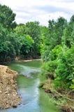 Mountain River Psekups Royalty Free Stock Images