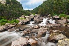 Mountain River Scenery Royalty Free Stock Photo