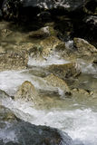 Mountain river stream Royalty Free Stock Photography