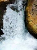 Mountain river, Switzerland Stock Photography