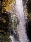 Mountain River, Waterfall Stock Images
