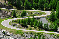 Free Mountain Road Stock Photography - 17415312