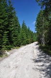 Mountain road Royalty Free Stock Images