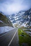 Mountain Road Royalty Free Stock Photos
