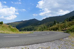 Mountain road Stock Photos