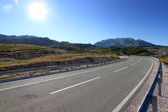 Free Mountain Road Royalty Free Stock Image - 37209266