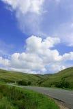 The Mountain Road Royalty Free Stock Photo