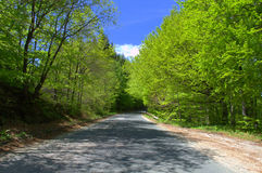 Free Mountain Road Stock Images - 60403784