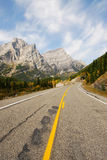 Mountain road Stock Images