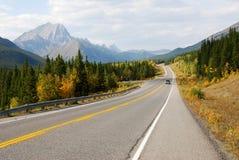 Mountain road Royalty Free Stock Photo