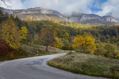 Mountain Road Bulgaria Nature Reserve Vratsa Balkan Stock Photos