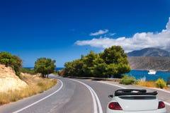 Mountain road  car Stock Photos