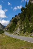 Mountain road. Stock Photography