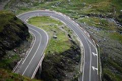 Mountain road Stock Photos