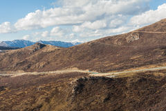 Mountain roads Royalty Free Stock Photography