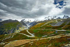 Mountain Roads Royalty Free Stock Image