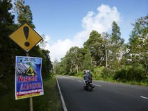 Mountain roads Royalty Free Stock Photo