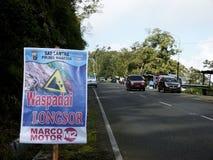 Mountain roads Royalty Free Stock Photos
